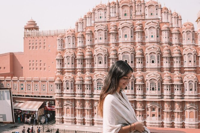 Jaipur Full Day Tour From Delhi With Lunch & Entrances