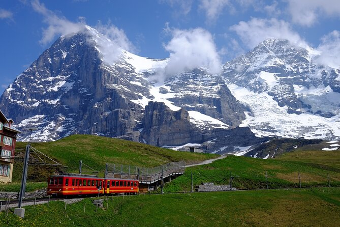 Jungfraujoch & Interlaken's Secrets From Basel