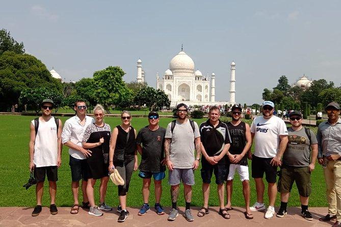 Taj Mahal & Agra Fort Private Trip By Luxury Train
