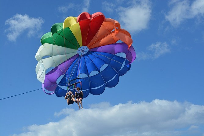 From Sharm El Shiekh : Parasailing tour