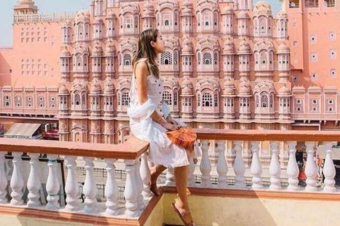 Same Day Jaipur Private Tour from Delhi