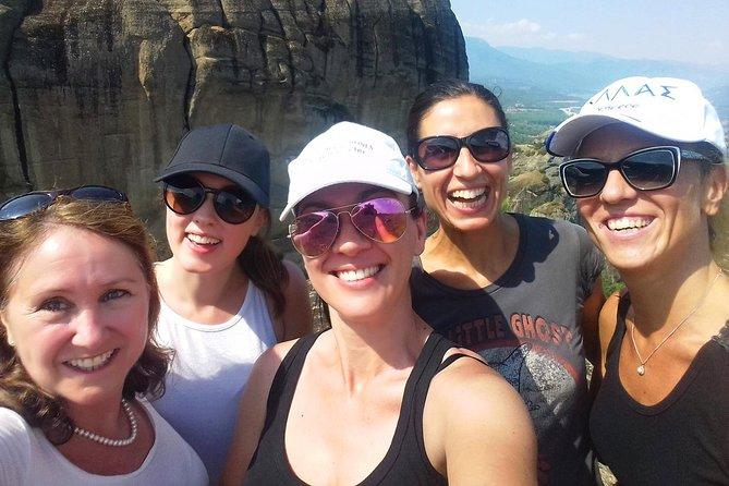 Hiking Meteora Tour