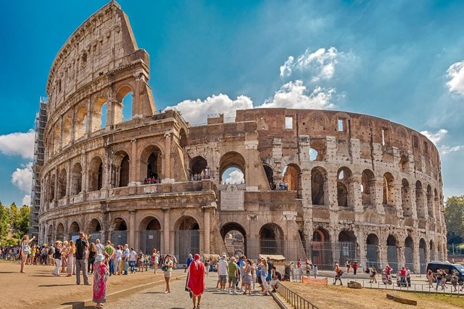 Colosseum, Roman Forum, Palatine Quick Entrance Tickets