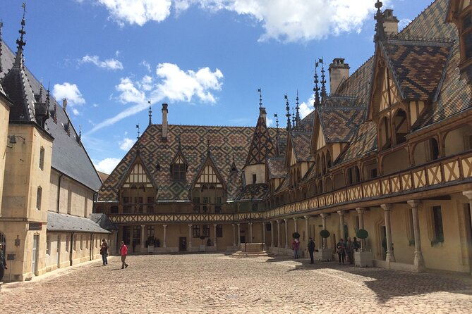 Beaune & Burgundy's Vineyards From Paris