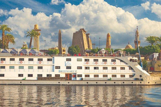 Long cruise 10 Nights 11 Days Luxor to Cairo