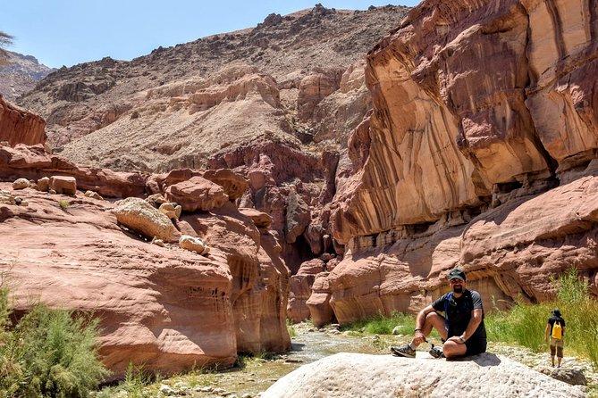 Wadi al Hasa Hiking Tour