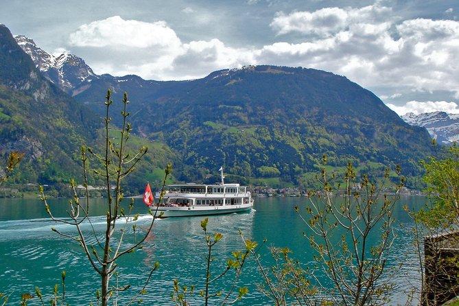 Lucerne's Regional Delights From Zurich