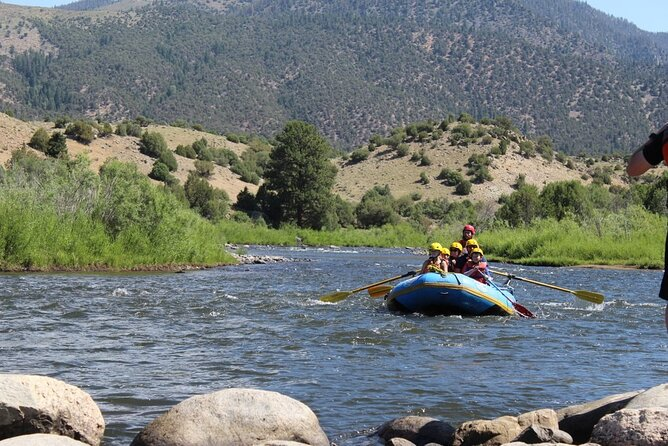 2 Day Upper CO Raft & Camp Trip