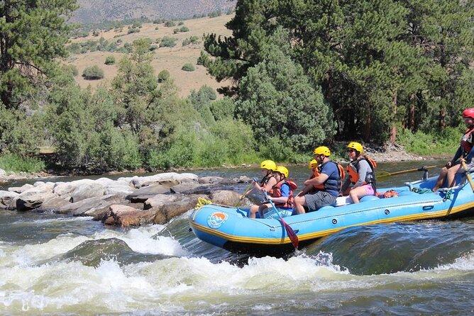 Upper Colorado Rafting