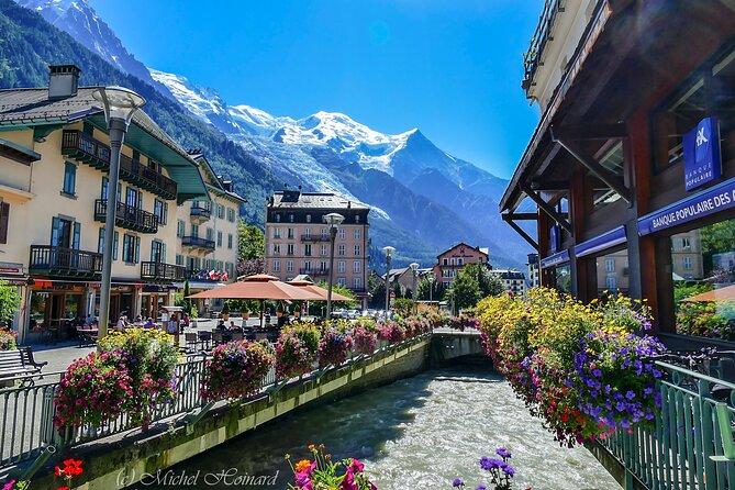 Chamonix's Mont-Blanc Discovery
