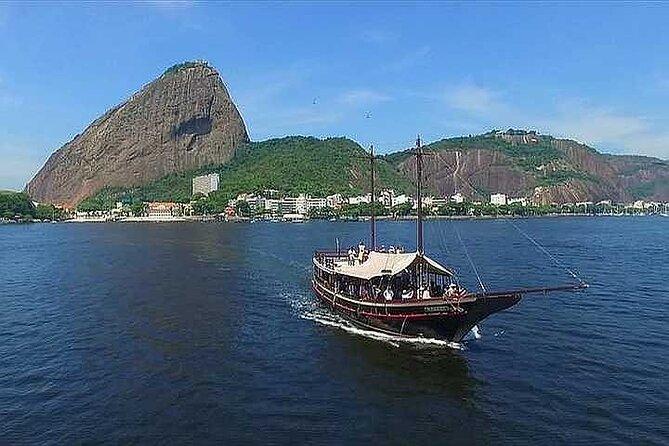 Boat Tour Guanabara Bay - Rio de Janeiro - Sightseeing