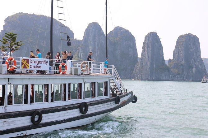 Halong Day Tour with 1 Way Expressway Private Transfer Hotel Pick Up