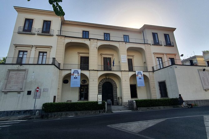 Private Tour of the Correale Museum of Sorrento