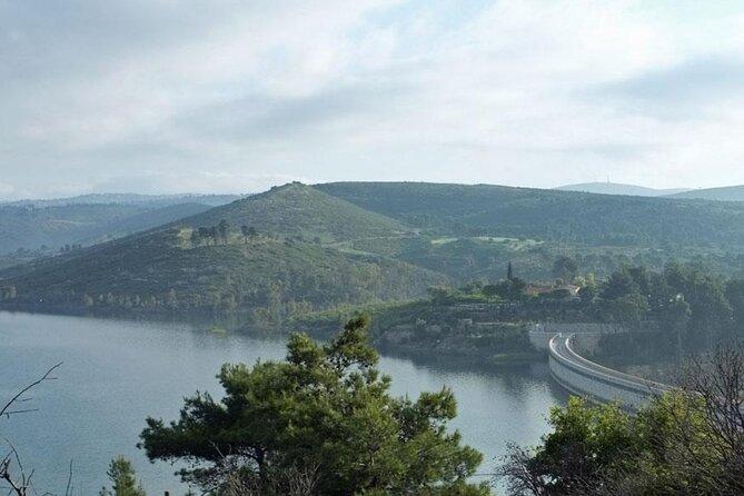 Marathon:Proposal for half day tour.Explore the Tomb, Marathon Lake, Schinias