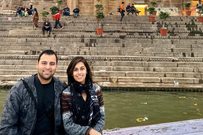 Private Full-Day : Varanasi Tour with Boat Ride