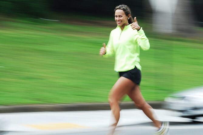 Private Running Tour in West Asheville