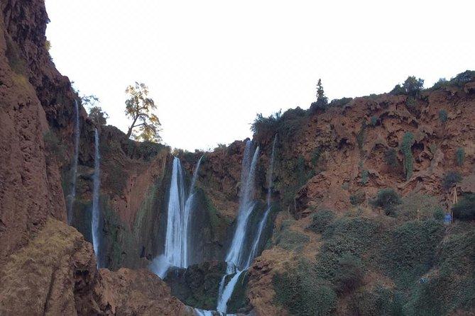 Marrakech Day Trip - Ouzoud Waterfalls