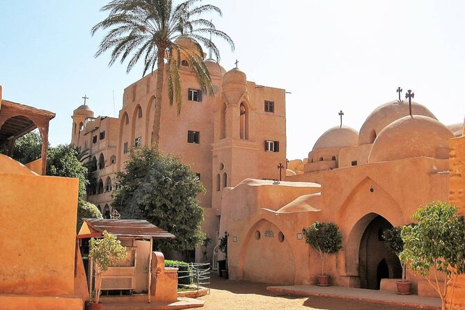 Desert Monasteries of Wadi El Natron-Private tour from Cairo