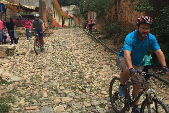 Private Historical Tour in the Sierra Santa Rosa by Bicycle