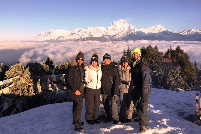 5-Day Hiking Tour to Poon Hill and Ghorepani