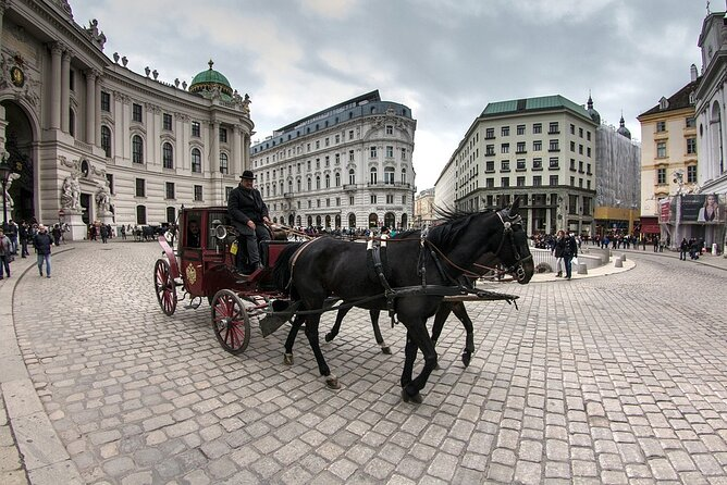 Highlights of The Historic Center of Vienna