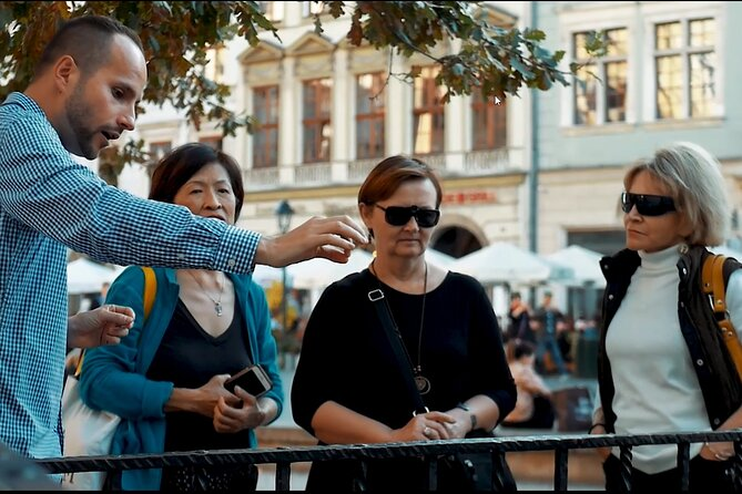 Tour privado a pie por el casco antiguo de Cracovia con un historiador experto