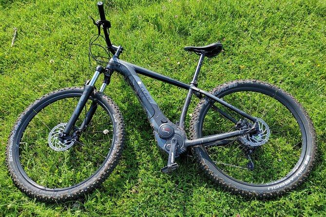 Sibiu E-Bike MTB Rental
