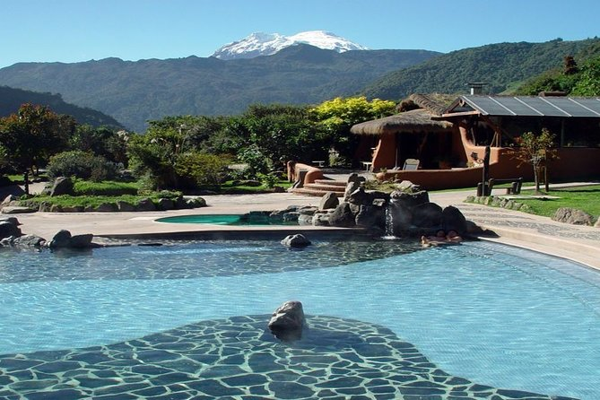 Full-Day Papallacta hot springs PRIVATE Tour from Quito