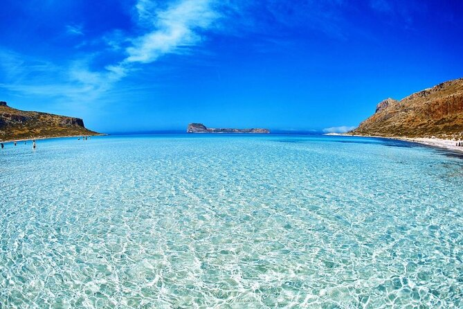 Full-Day Gramvousa and Balos Tour from Rethymno