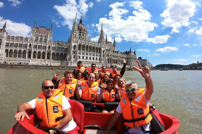 Budapest Danube Speed Boat cruise