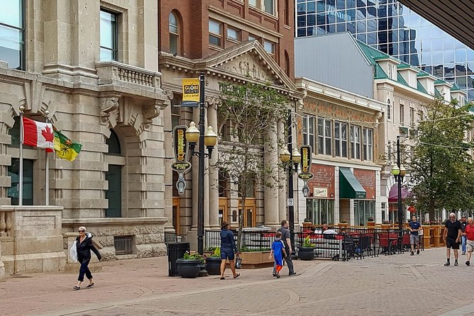 Discover Downtown Regina GPS-Guided Audio Walking Tour