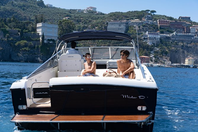 Capri boat transfer from Sorrento