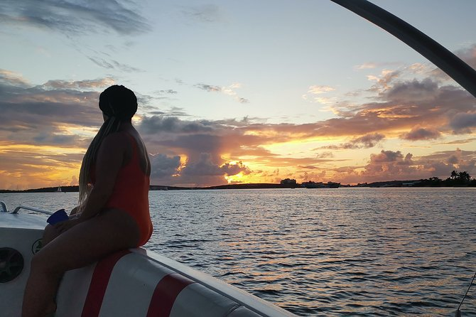 Sint Maarten Private Sunset Cruise