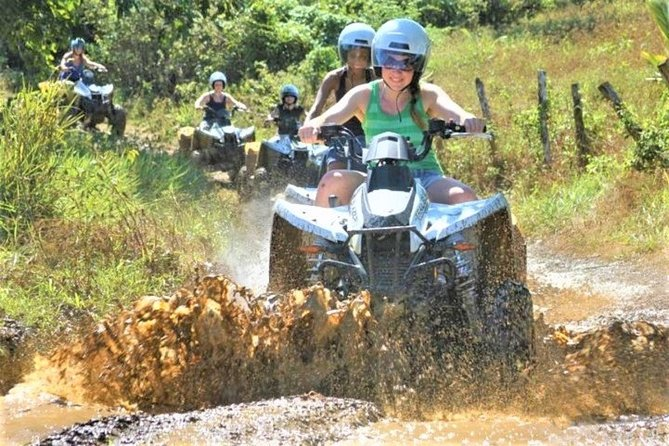 ATV Off-Road Adventure Tour in Sandy Bay from Montego Bay or Negril