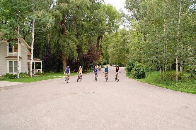 Aspen Bicycle Cruise