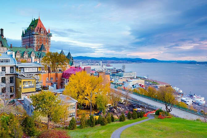 Full-Day Quebec City and Cruise Tour