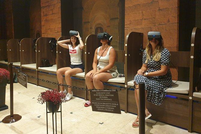 Walking tour & Virtual Tour Experience