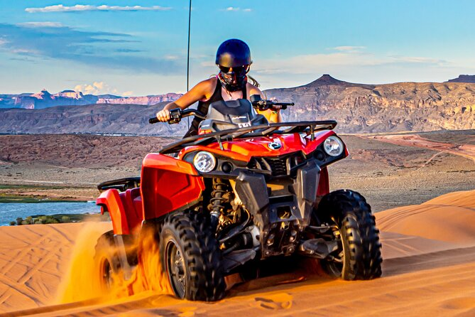 Southern Utah Full-Day ATV Tour