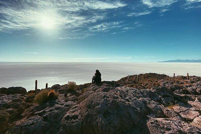 Full-day private tour of the Salar de Uyuni