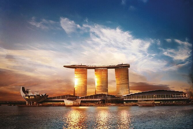 Private Tour - Night out Marina Bay (with dinner)