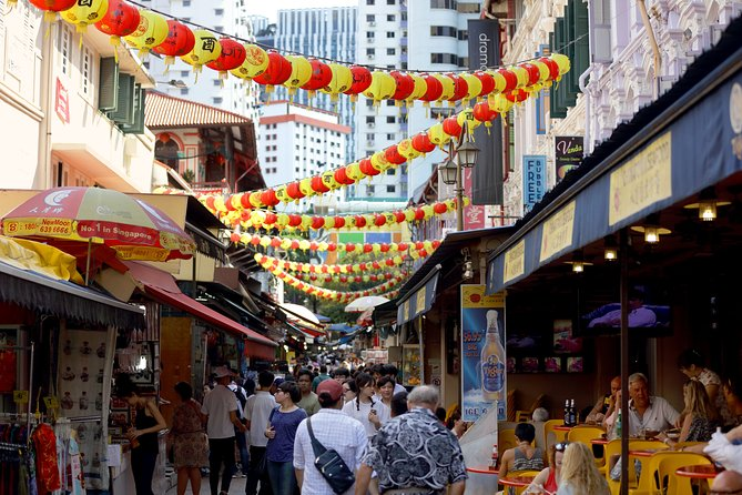 Private Tour - Heritage Food Trails: Good Morning Ni Hao @ Chinatown