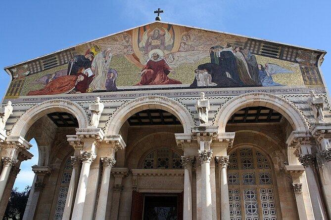In the Footsteps of Jesus Jerusalem Biblical Trip from Tel Aviv