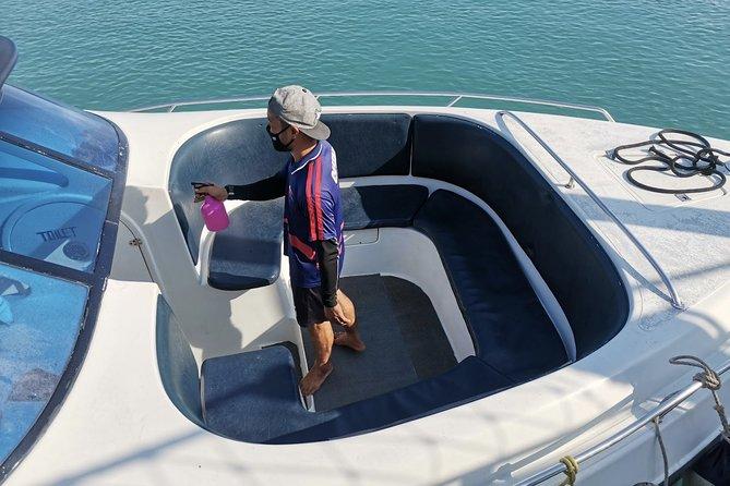 Koh Phangan to Surat Thani Tapi Pier post COVID-19 Transfer by Speedboat