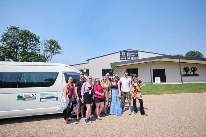 Tweed Valley Food, Farm & Distillery Tour