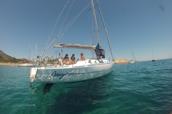 Full Day Sailing Excursion in the North of Menorca