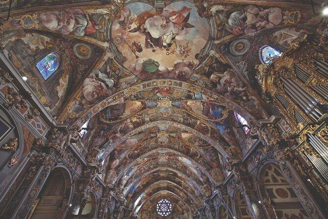 Valencia: San Nicolás, Silk Museum and Santos Juanes Church