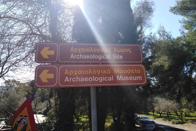 Full-Day Private Tour to Olympia from Athens