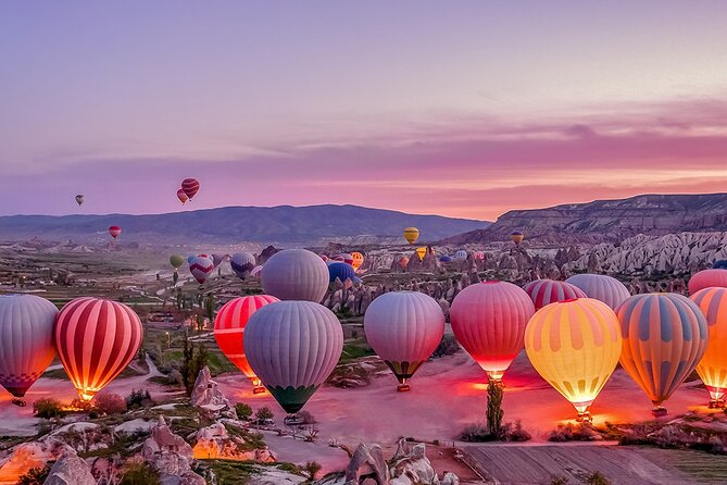 2 Days of Cappadocia Tour from Istanbul by Plane