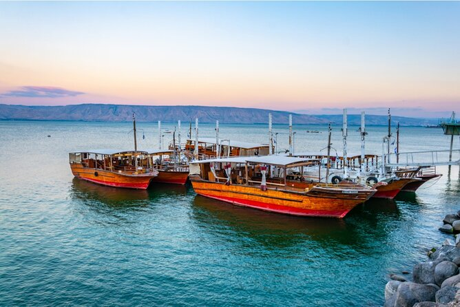 Christian Sea of Galilee, Cana, Magdala & Mt. of Beatitudes Tour from Tel Aviv