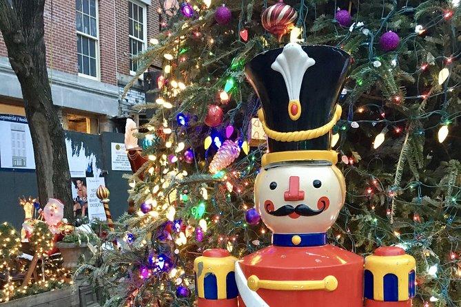 Private New York Christmas Tour met chauffeur en gids
